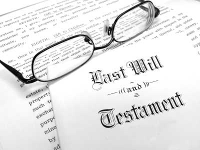 Bernhardt Date of Death Appraisal-- Last Will and Tesimate -Bernhardt Swisstrust Appraisal Portland Oregon