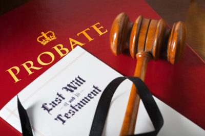 Appraisals for Probate Court Proceedings.