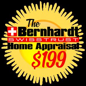 The Bernhardt SwissTrust 199 Home Appraisal Valuation - Portland Oregon