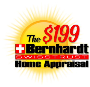 $199 Home Appraisal by Bernhardt SwissTrust Appraisal Get a full valuation by Certified Appraisers for $199