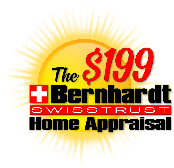 $199 Home Appraisal by Bernhardt SwissTrust Appraisal Get a full valuation by Certified Appraisers for $199