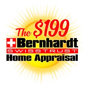 The Bernhardt SwissTrust 199 Home Appraisal Valuation - Portland Oregon